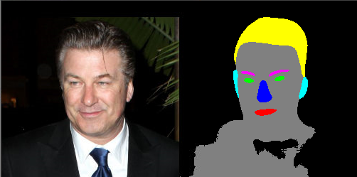 For Alec Baldwin it still needs more training